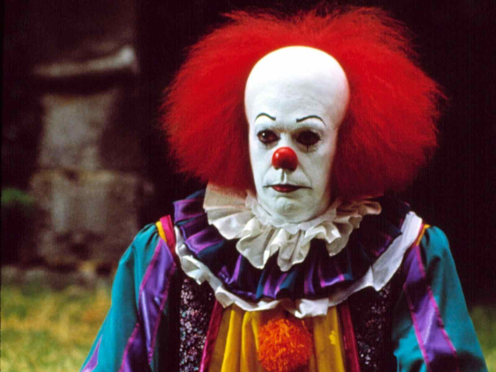 Pennywise the clown from IT.