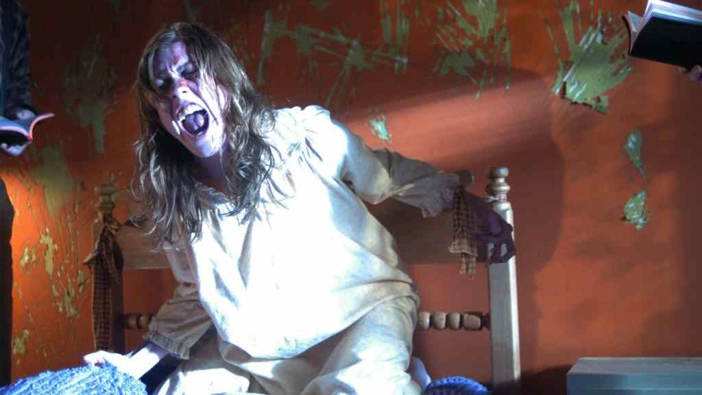 The exorcism of emily rose based on the true story.
