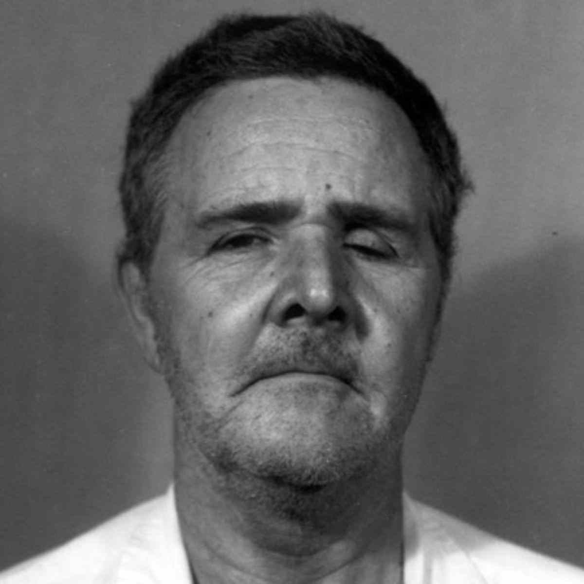 Glass eyed serial killer Mr Lucas who had found a killing acquaintance in Ottis Toole.
