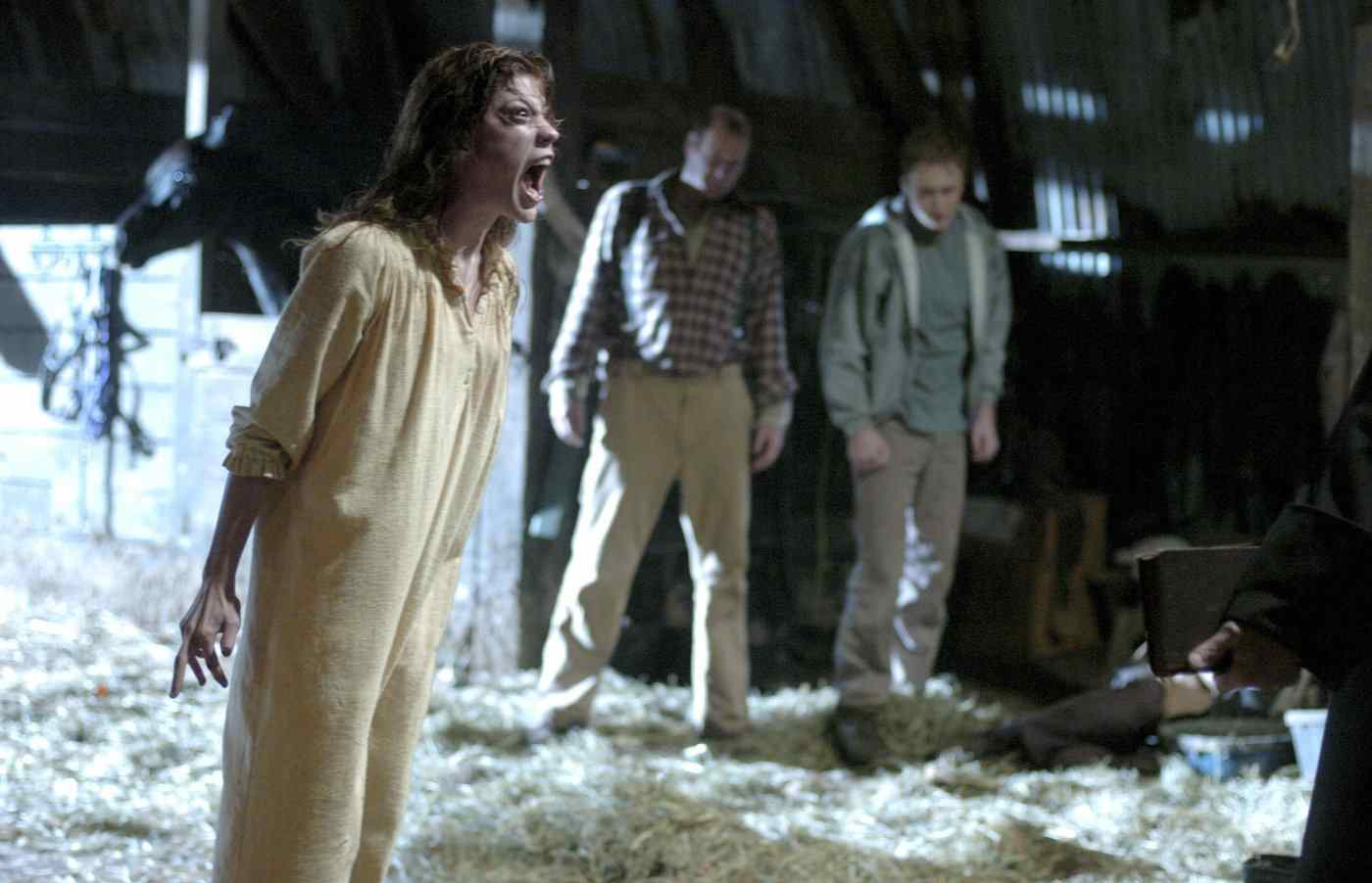 The Exorcism of Emily Rose directed by Scott Derrickson.
