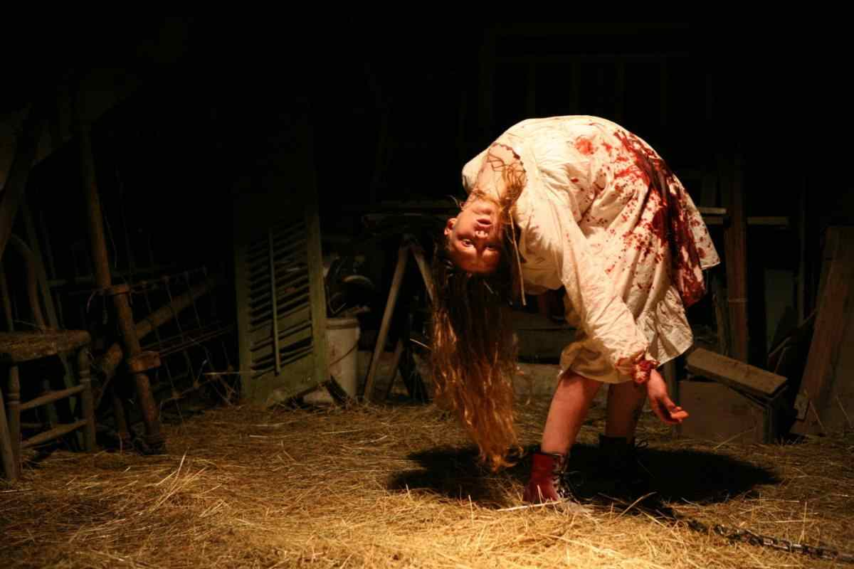 The exorcism film you either love or hate, starring Ashley Bell.