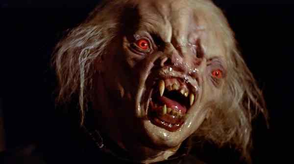 A screen cap of the monster from the 1981 film The Funhouse. Written by Lawrence Block and directed by Tobe Hooper (The TexasChainsaw Massacre)