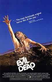 Evil Dead series. The Evil Dead 1981 movie directed by Sam Raimi. Poster for Sam Raimi's The Evil Dead.