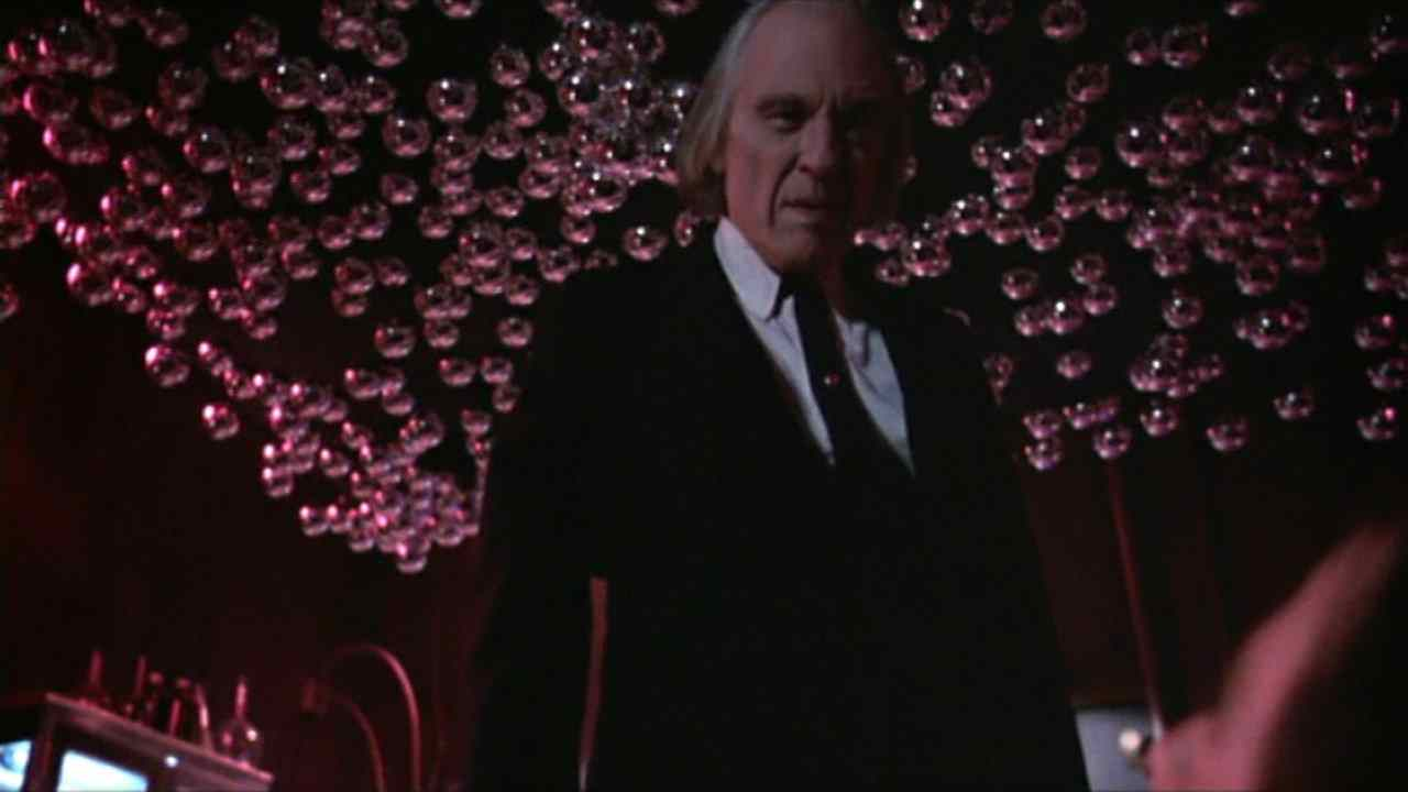 Angus Scrimm who played the Tall Man in the Phantasm movie.