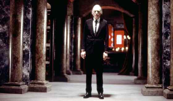 The tall man played by Angus Scrimm in Phantasm.
