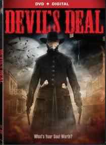 Dvd cover for Justin Mosley and Allen Reed's Devil's Deal.