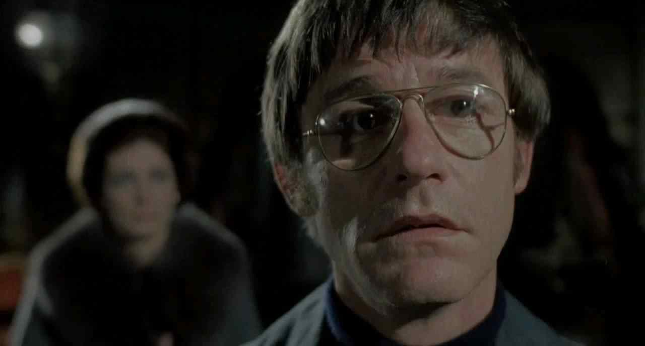 Benjamin (Roddy McDowall) in John Hough's The Legend of Hell House.