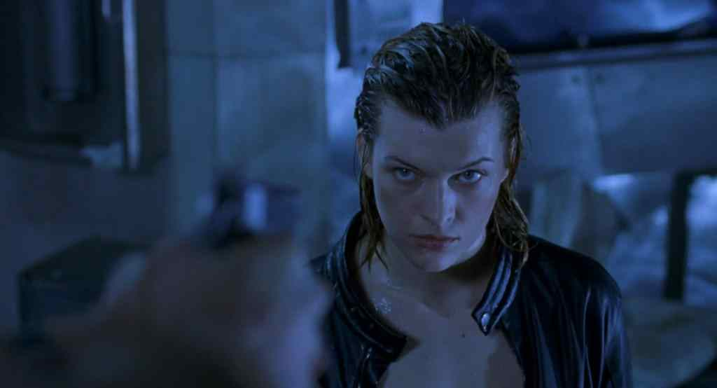 The popular movie and video game franchise Resident Evil.