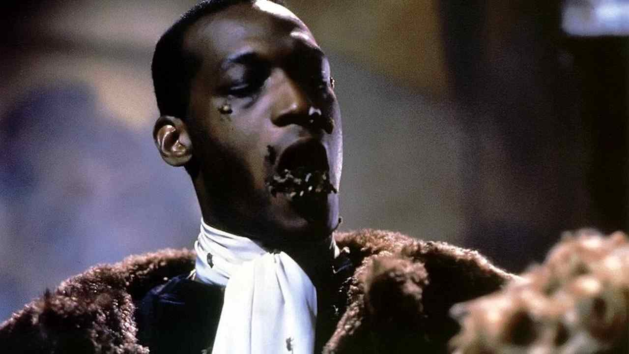 Candyman movie where they used real young bees as so their stingers werent powerful enough to do any damage.