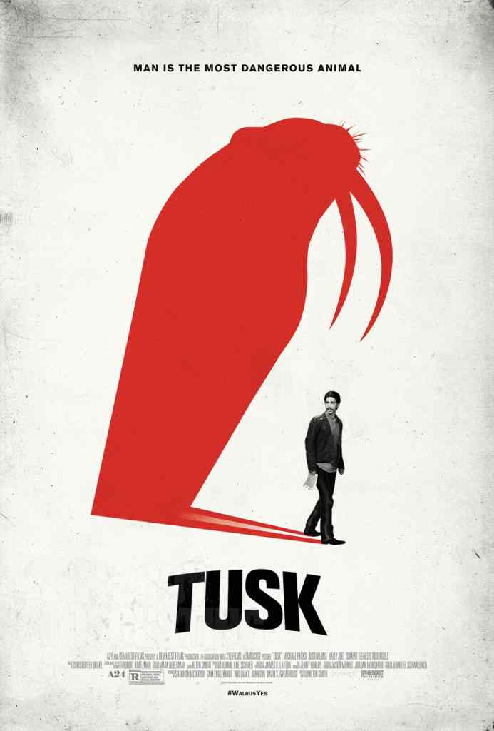 Poster for the Kevin Smith Film Tusk.
