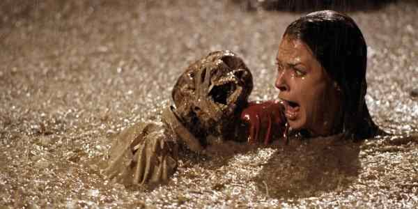 The Poltergeist movie in which real skeletons were used.