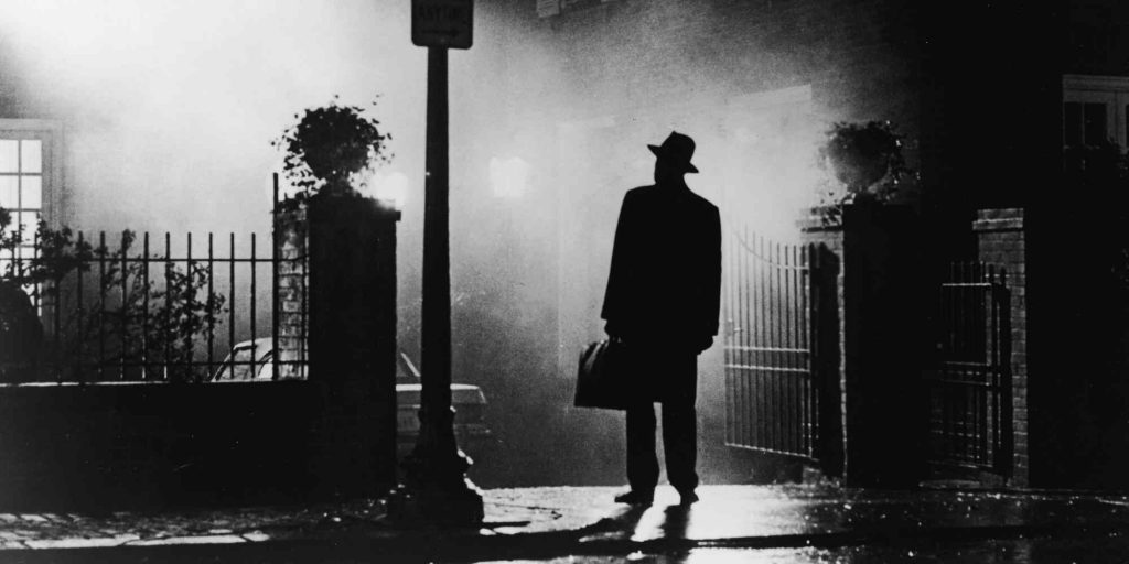 The worldly known and hit movie The Exorcist.