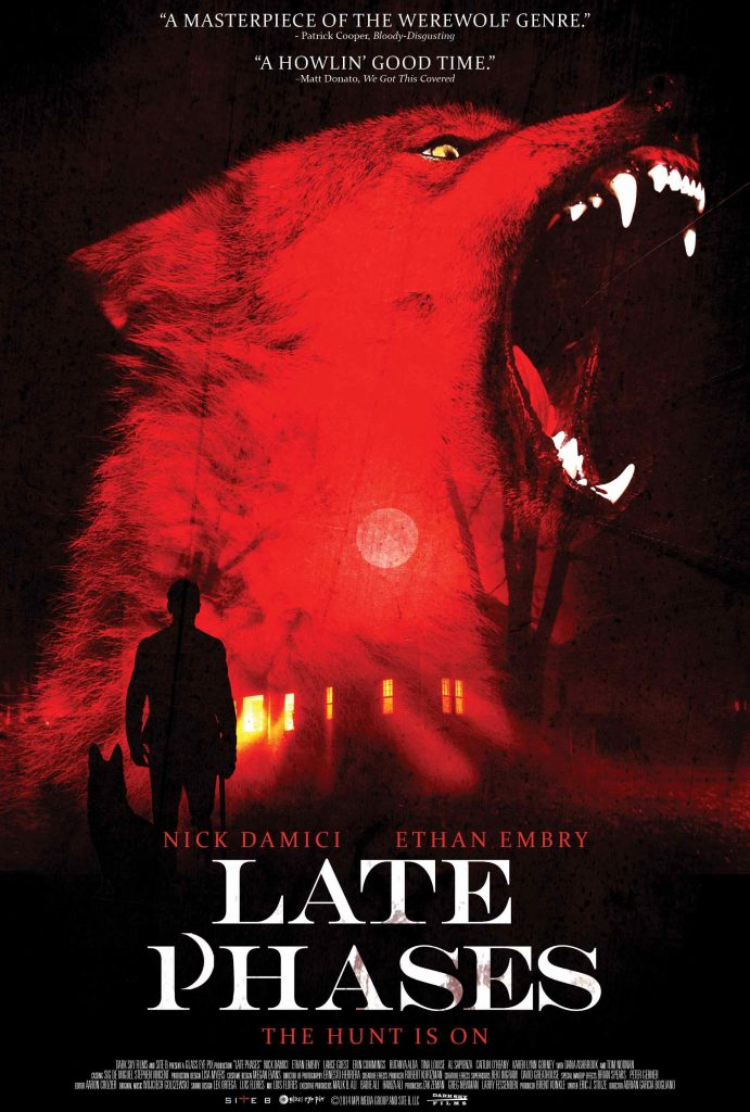 Late Phases poster.