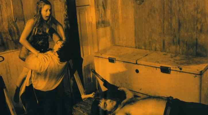 The Texas Chainsaw Massacre directed by Tobe Hooper.