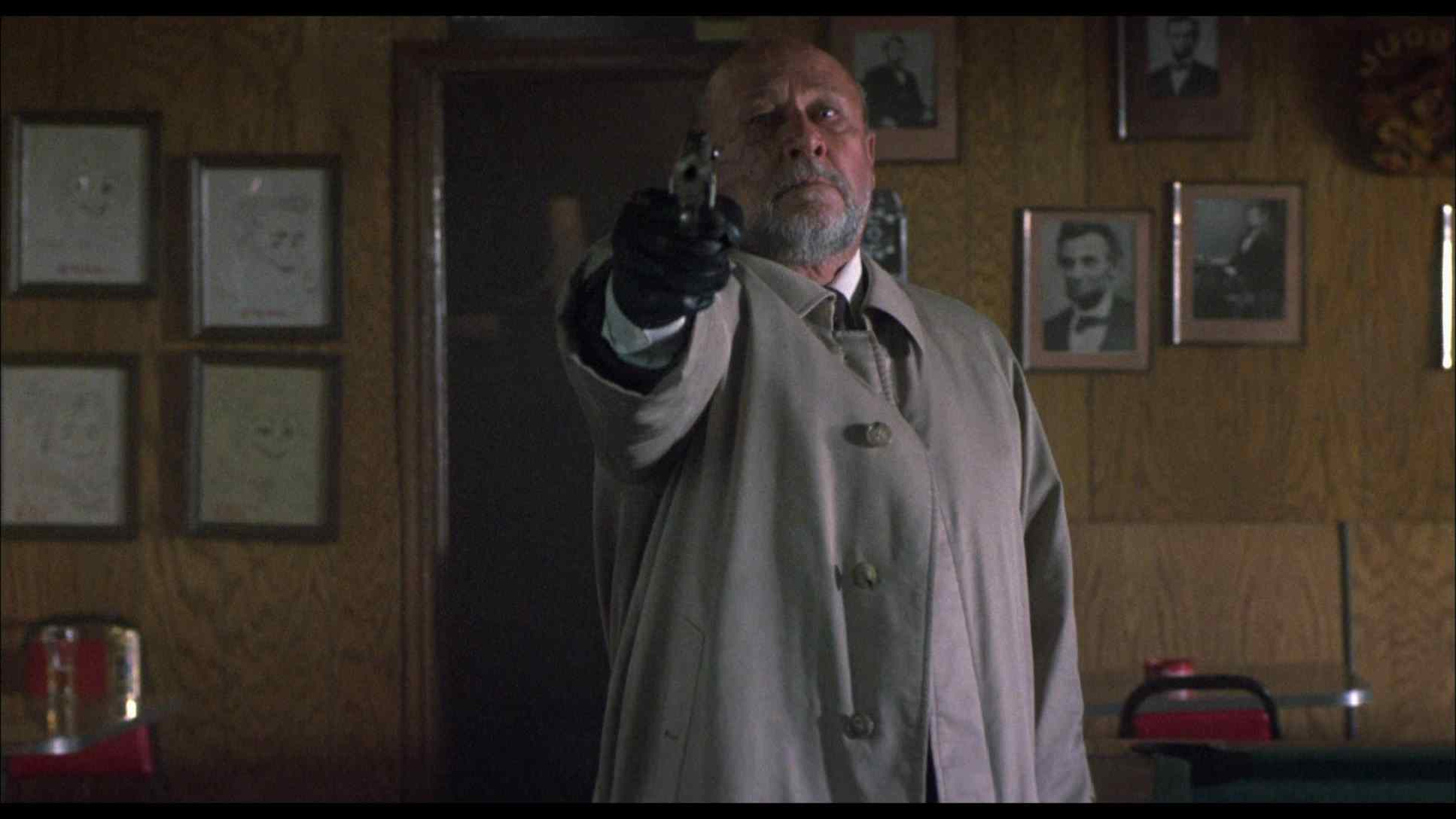 Donald Pleasance as Dr. Loomis in The Halloween franchise