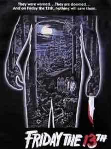 the movie friday the 13th 1980 directed by Sean S. Cunningham.