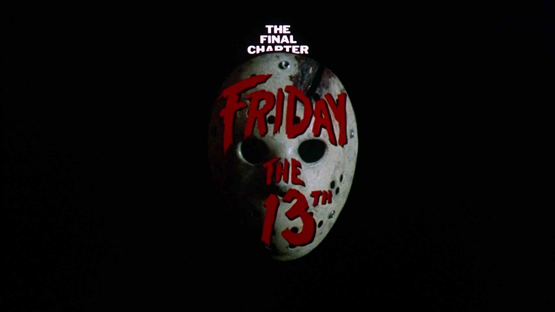 Title card in Friday the 13th - The Final Chapter