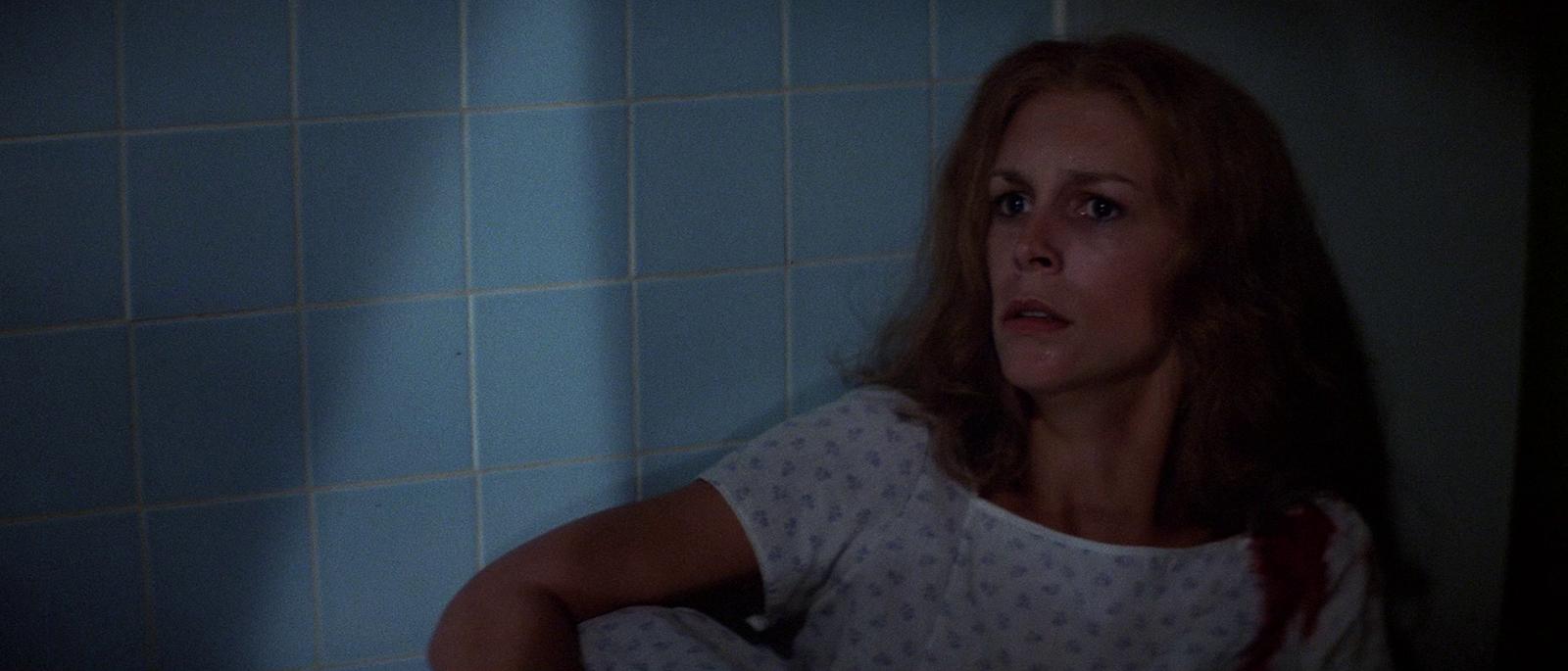 Jamie Lee Curtis returns as Laurie Strode in Halloween II