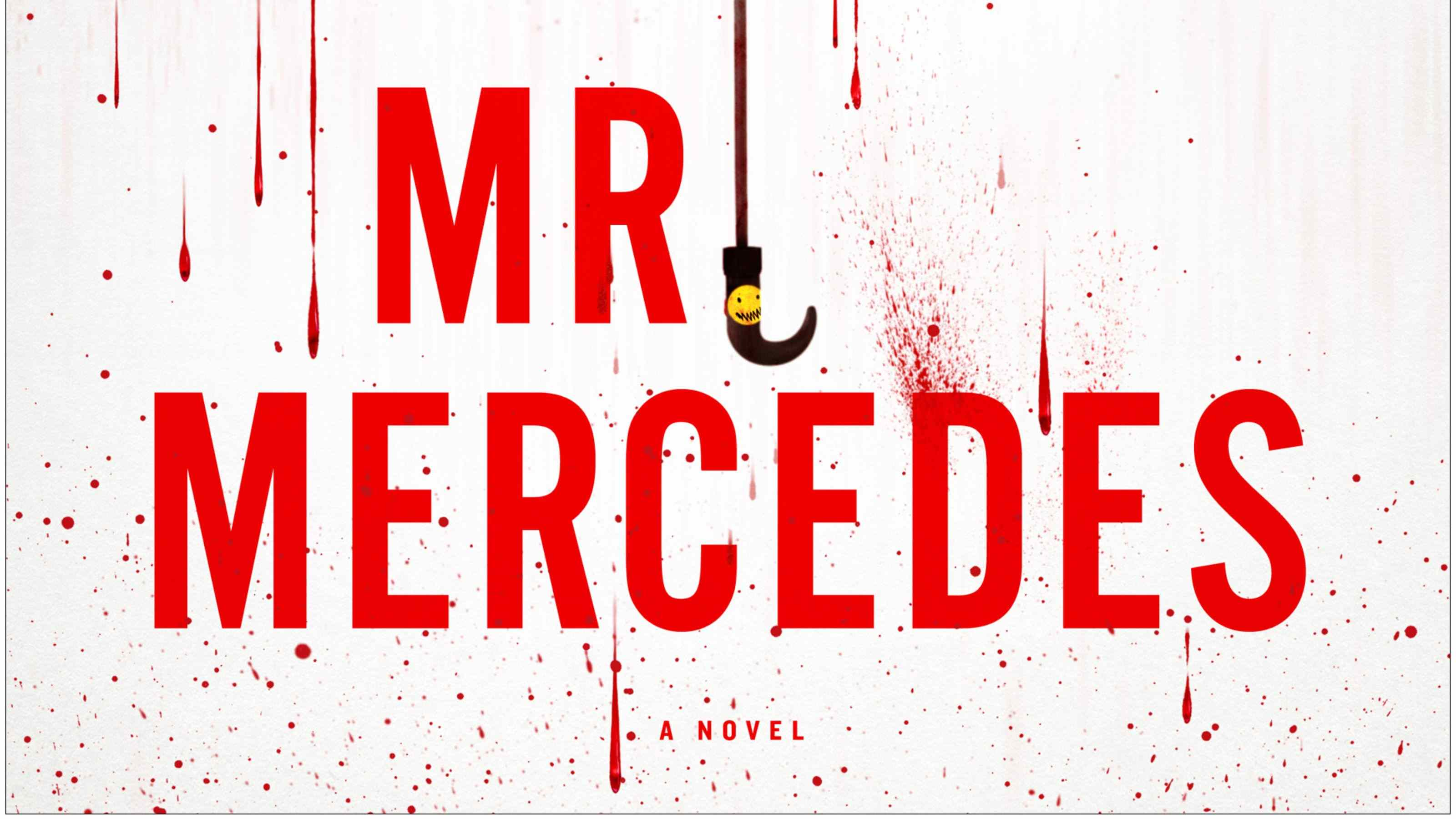 Mr. Mercedes, a new novel from Stephen King, follows a retired detective on the hunt for an elusive spree killer.
