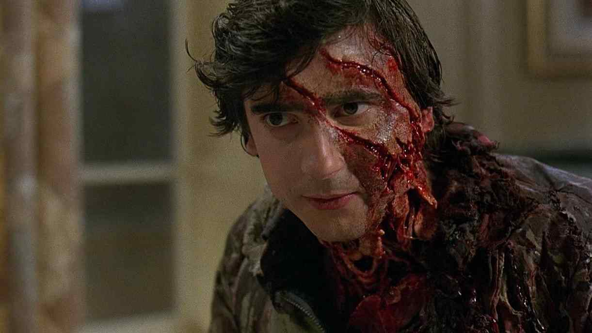 Undead Jack appears in American Werewolf in London