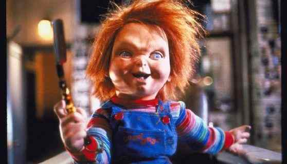 The successful childs play franchise that included the infamous chucky doll.