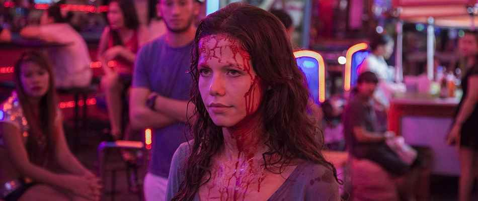 Our bloody heroine from Cam2Cam.