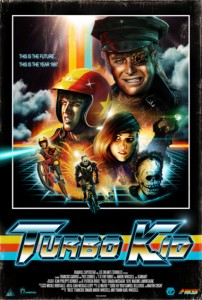 Turbo Kid Poster from RKSS.