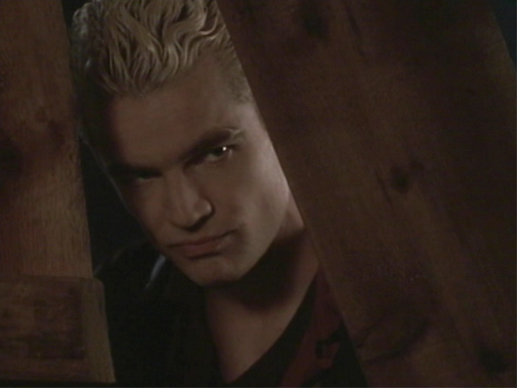 Spike in Buffy the Vampire Slayer