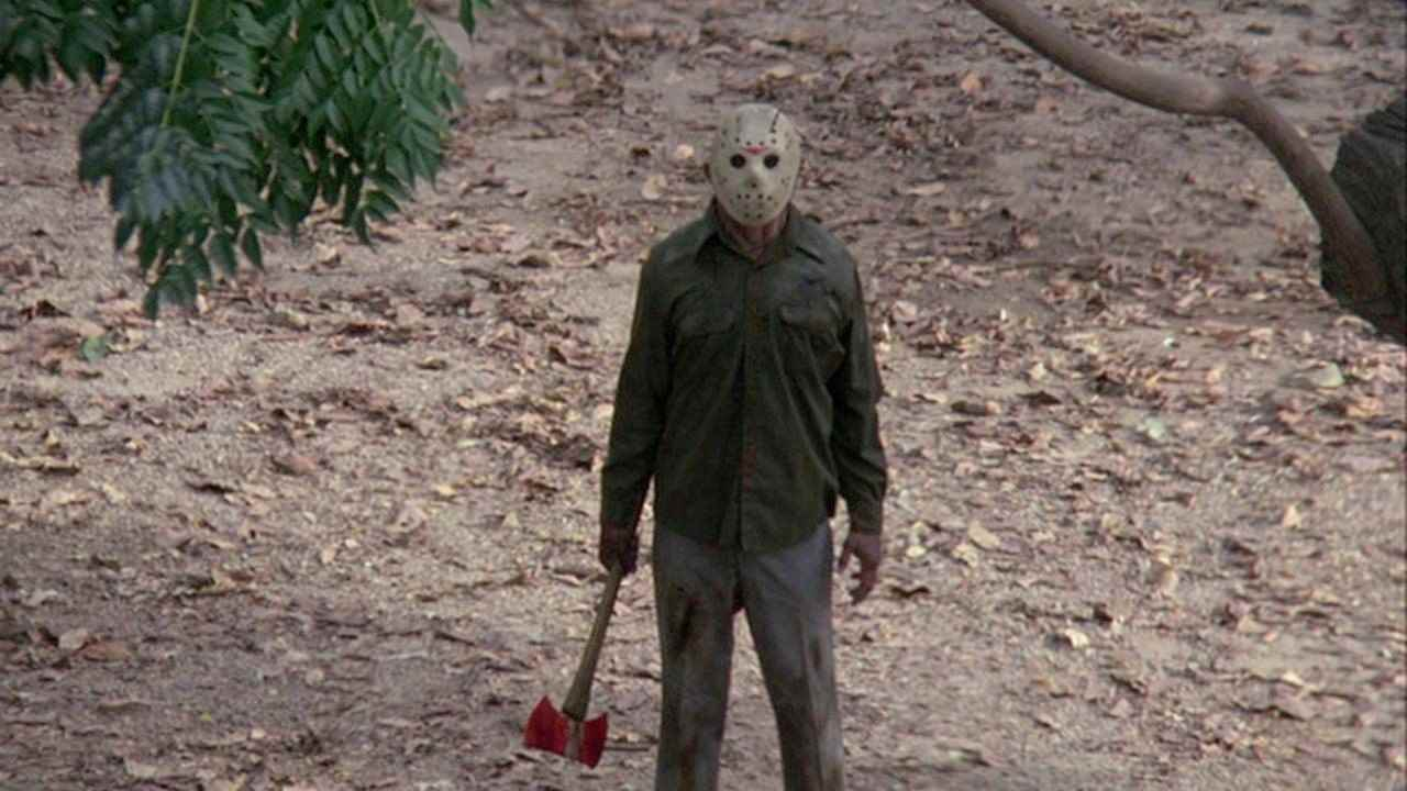 Jason in Friday the 13th Part V