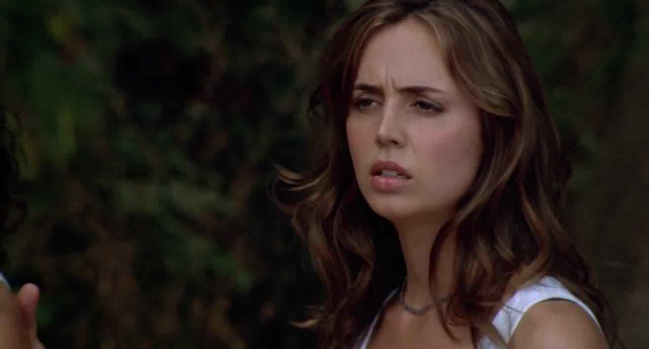 Eliza Dushku as Jessie Burlingame in Wrong Turn.
