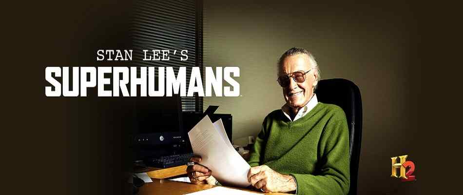 Stan Lee, of Marvel Comics fame, searches for real life Superhumans