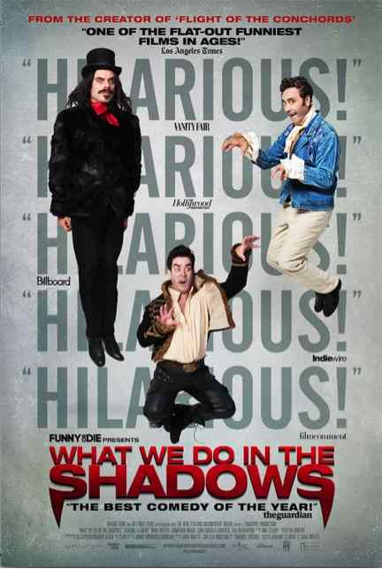 What We Do in the Shadows New Poster