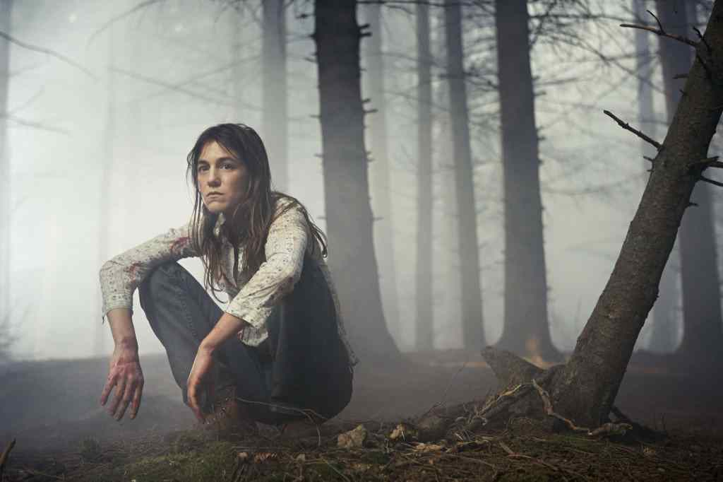 Lars von triers controversial movie Antichrist starring Charlotte Gainsbourg and Willem Dafoe.