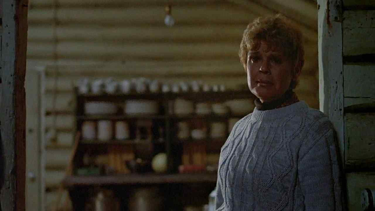Betsy Palmer as Mrs. Voorhees