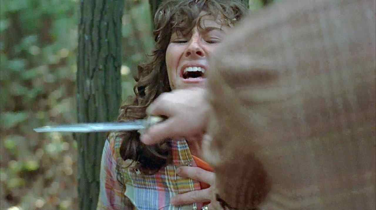 First main victim in Friday the 13th 1980