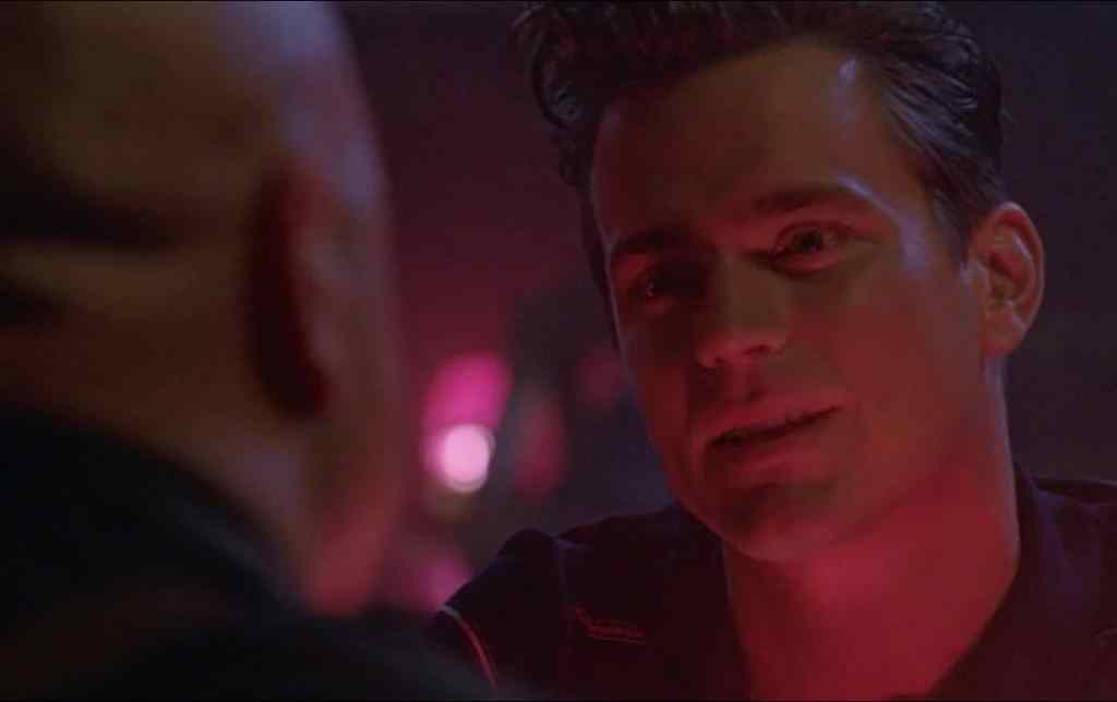 matt bomer and michael chiklis in the latest American Horror story addition, freak show.