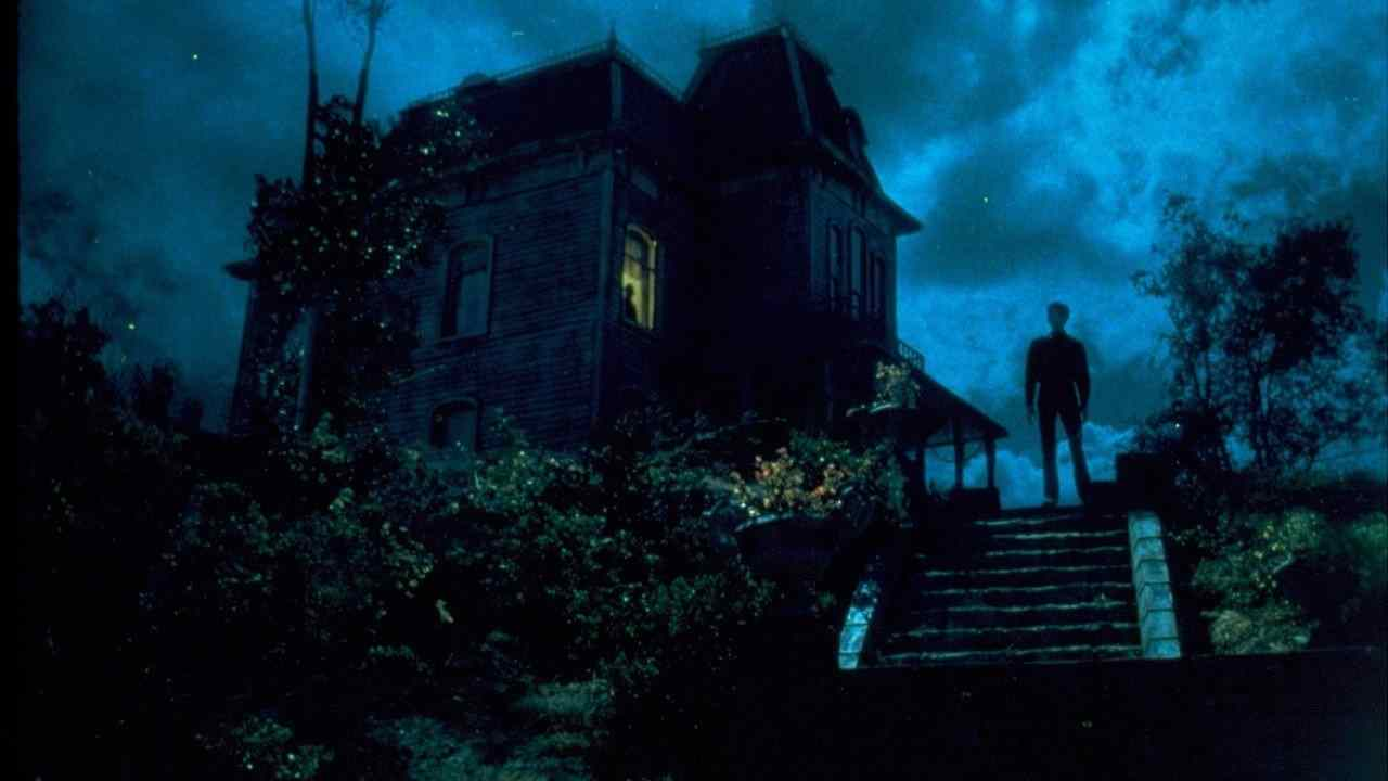 Norman Bates in Psycho II