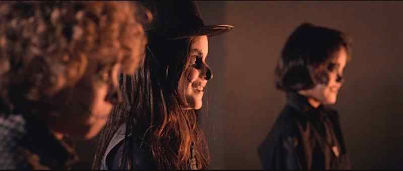 A still from Tales of Halloween