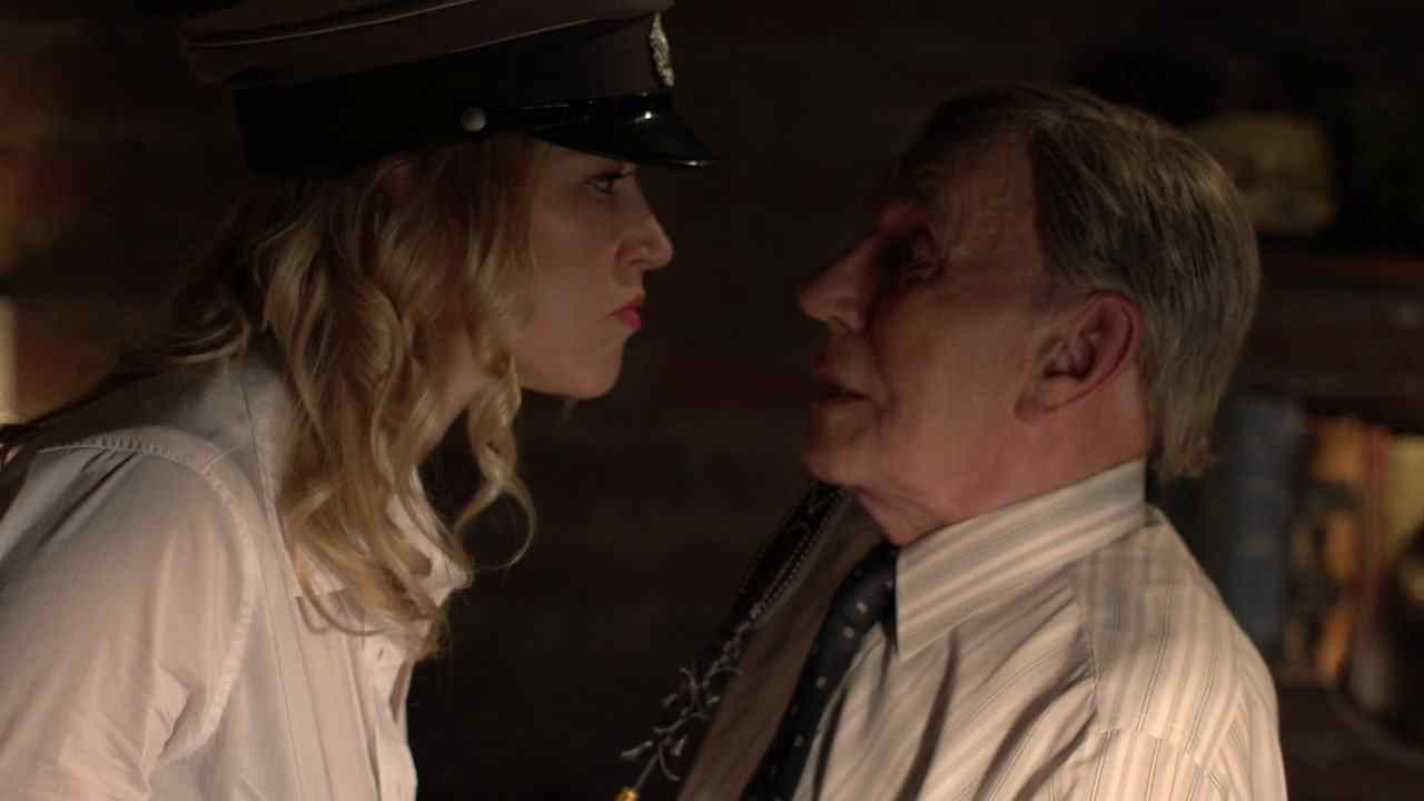 Nazi Uschi and Dr. Freuhoffer in Axis Rising