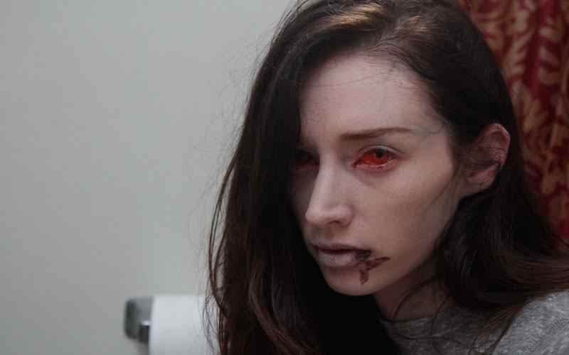 Contracted film. Directed by Eric England.