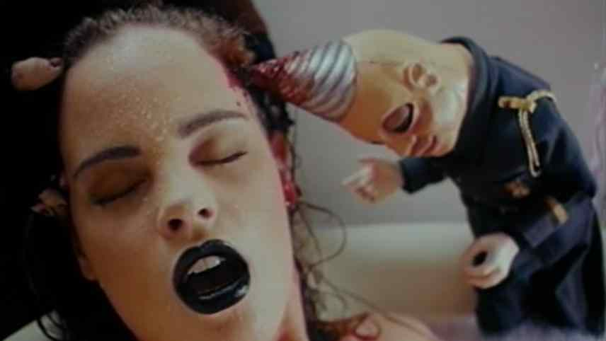 A dream sequence from Puppet Master 5