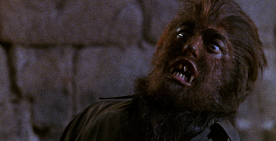 Paul Naschy as the werewolf in his long-running series of werewolf films.