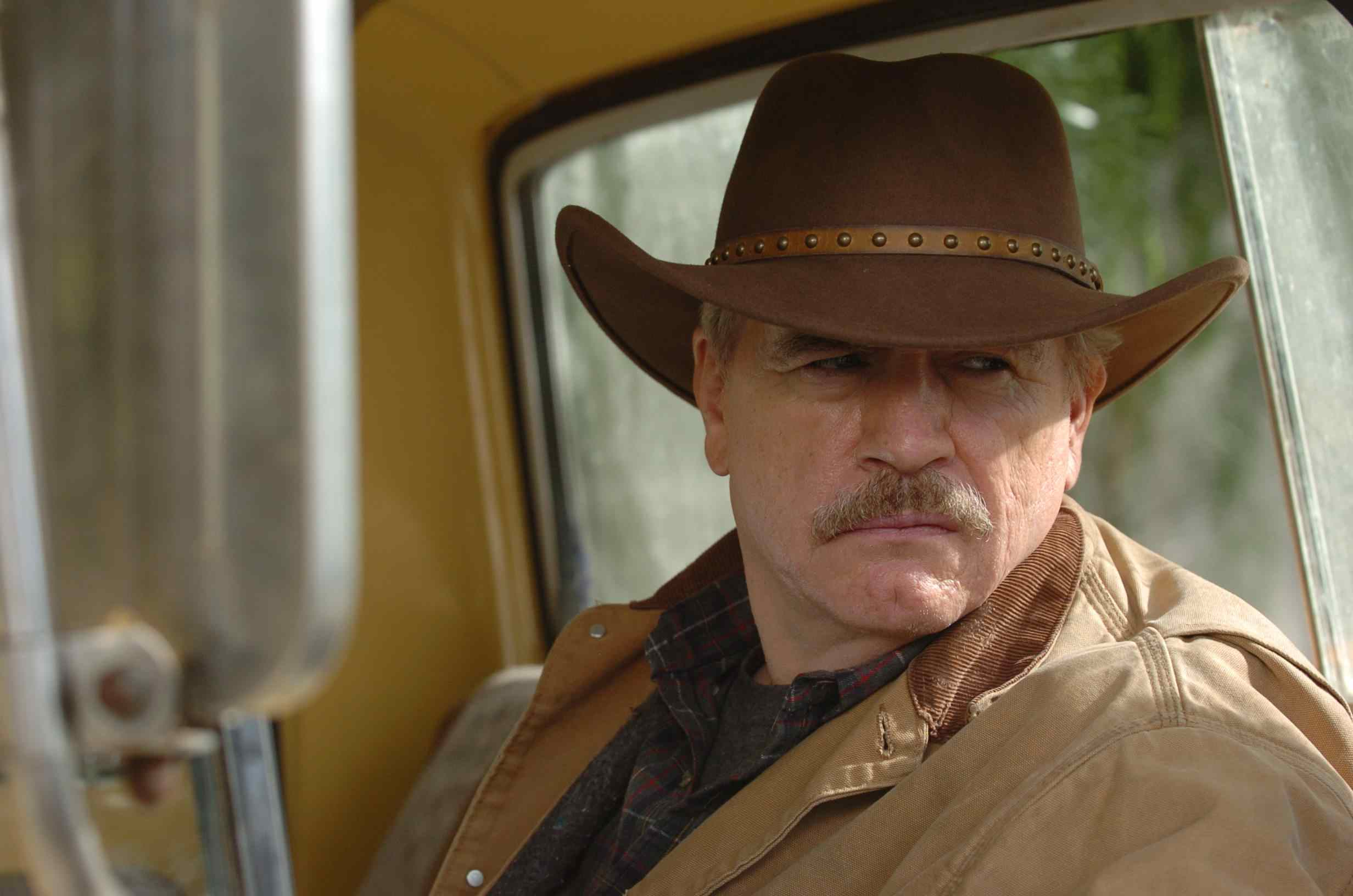 Brian Cox plays Avery Ludlow in the 2008 film Red.