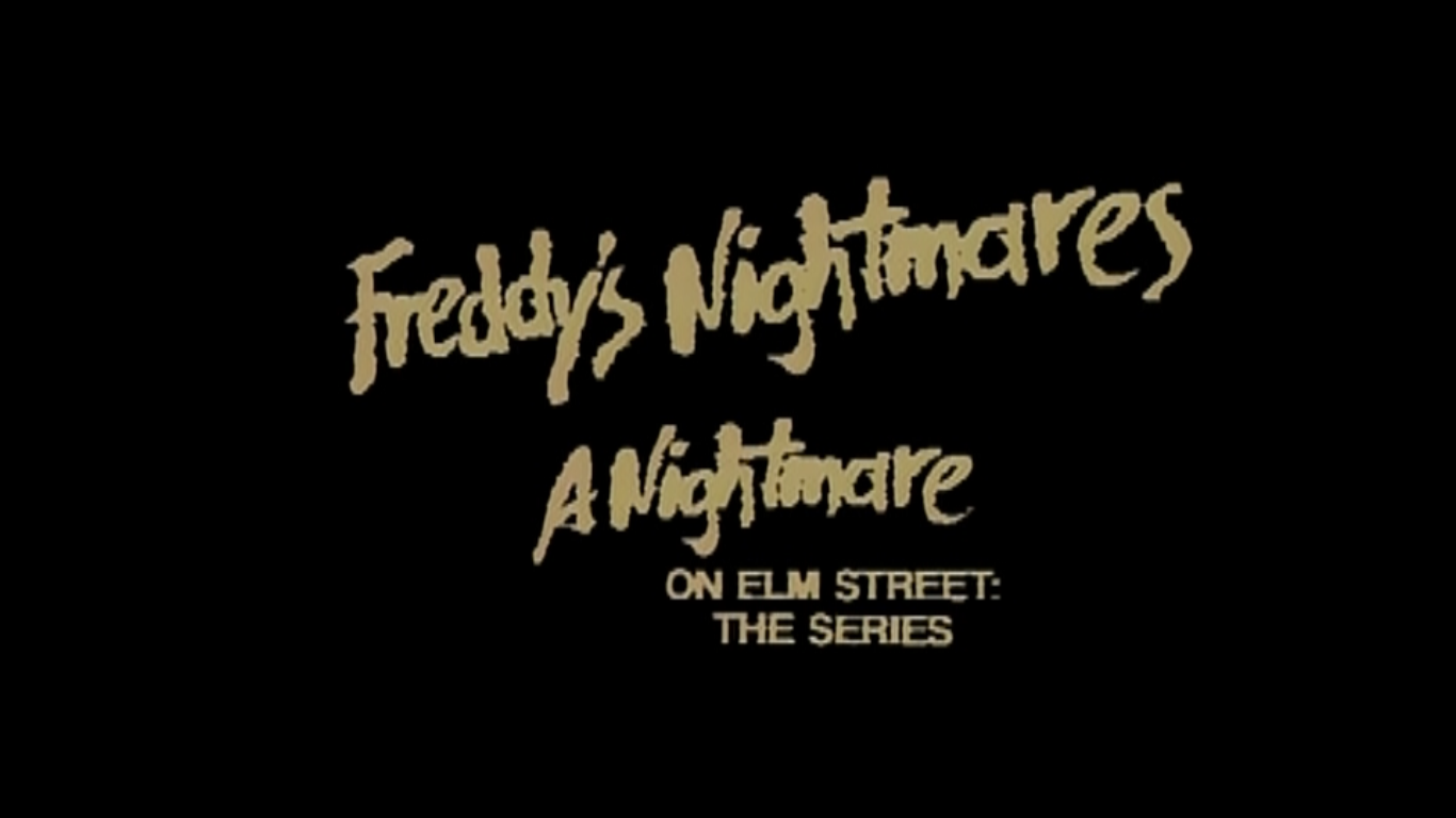 Freddy's Nightmares TV series