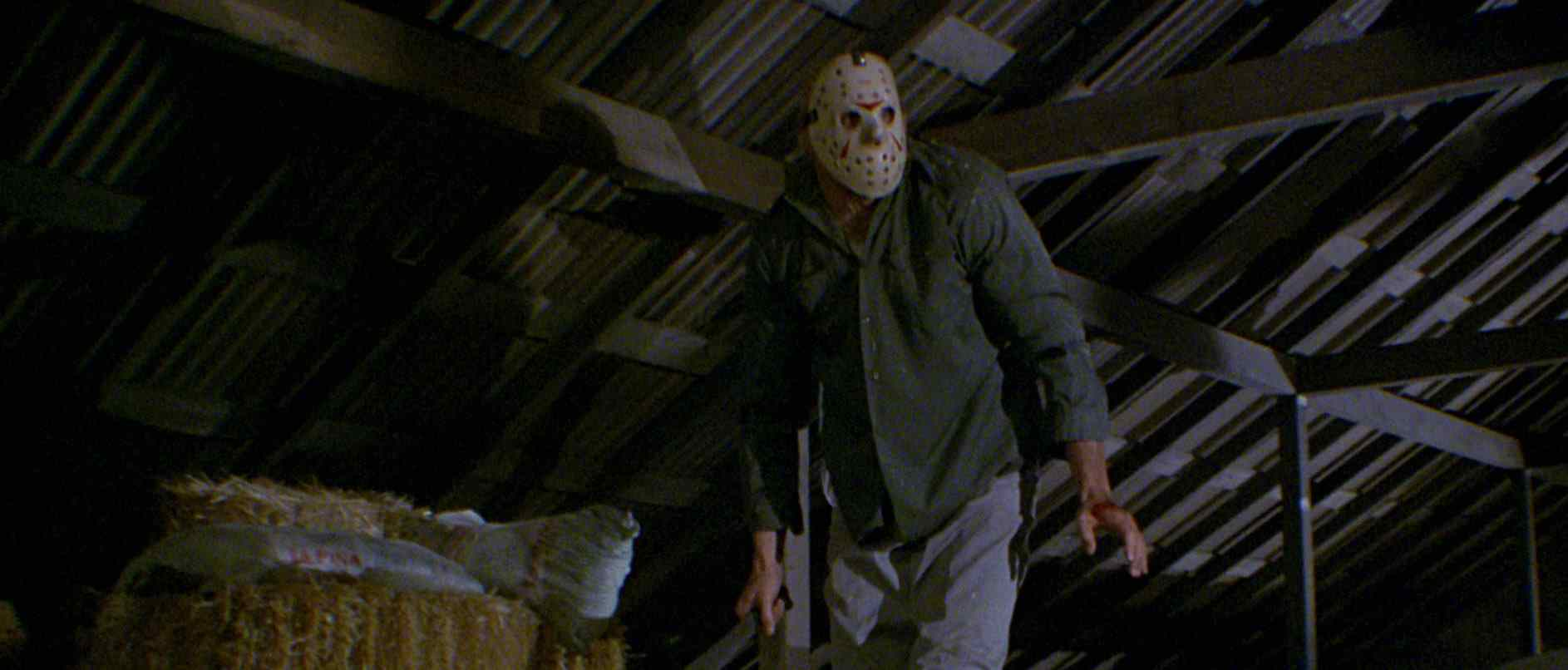 Jason in Friday the 13th Part III