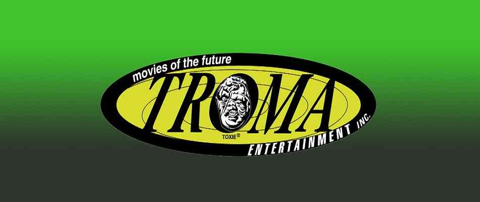 Official log of Troma Entertainment, creators of the Toxic Crusaders.