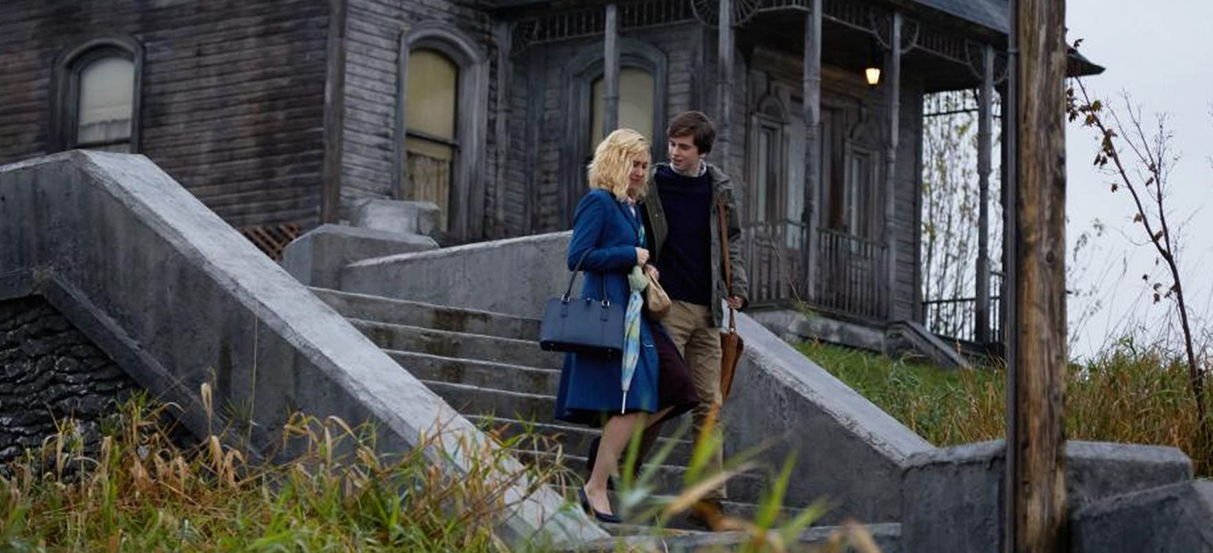 "Bates Motel 301 ""A Death in the Family"""