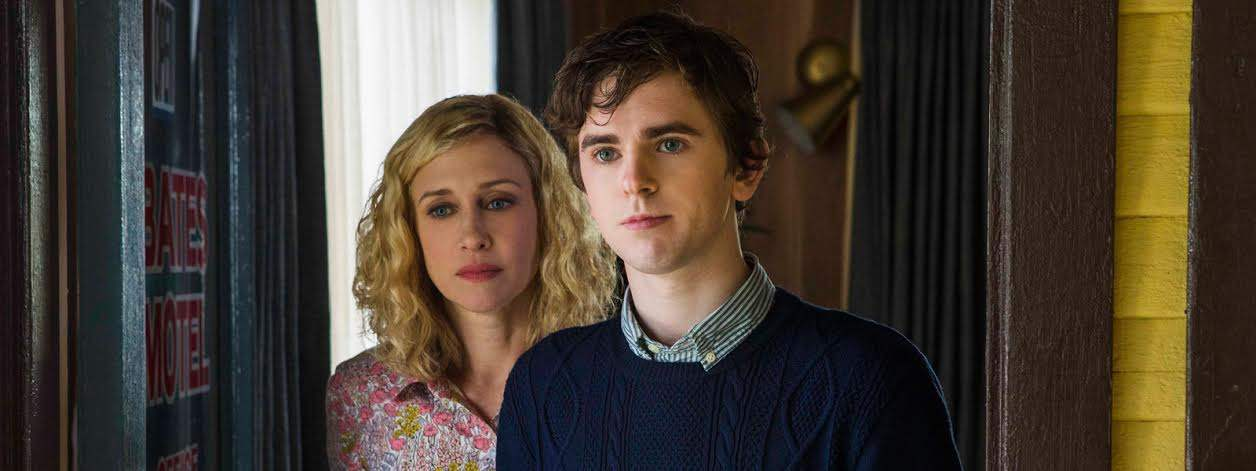 "Bates Motel ""A Death in the Family"""