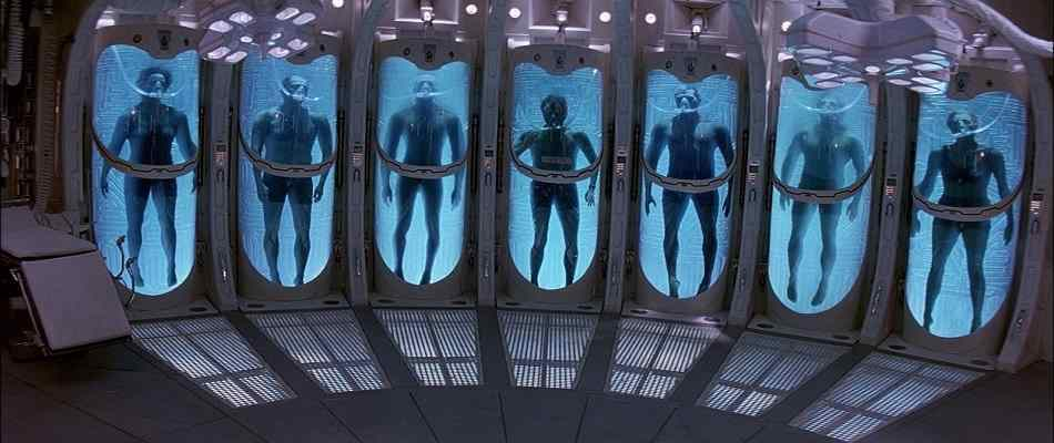 Pod people as seen in Event Horizon