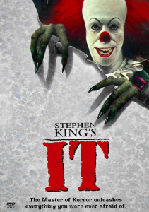 It miniseries poster